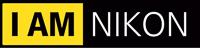 I AM NIKON logo