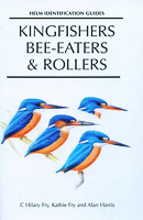 Kingfishers, Bee-eaters & Rollers