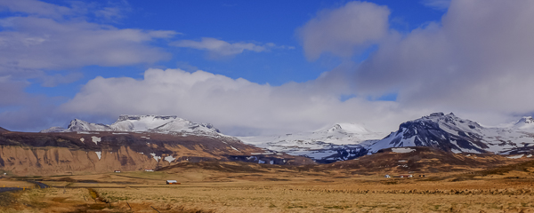 Typical Icelandic Scenery (when the sun is out!)