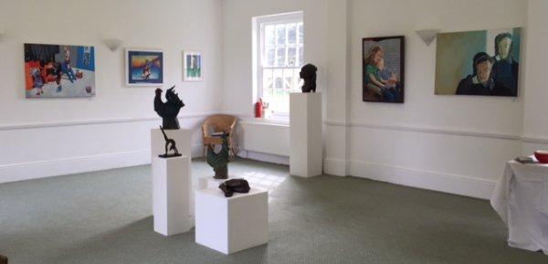 Chichester Art Trail Exhibition