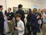Lucie Cookson's Private View