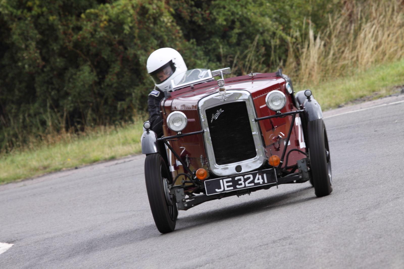 Vintage Austin Sprint
