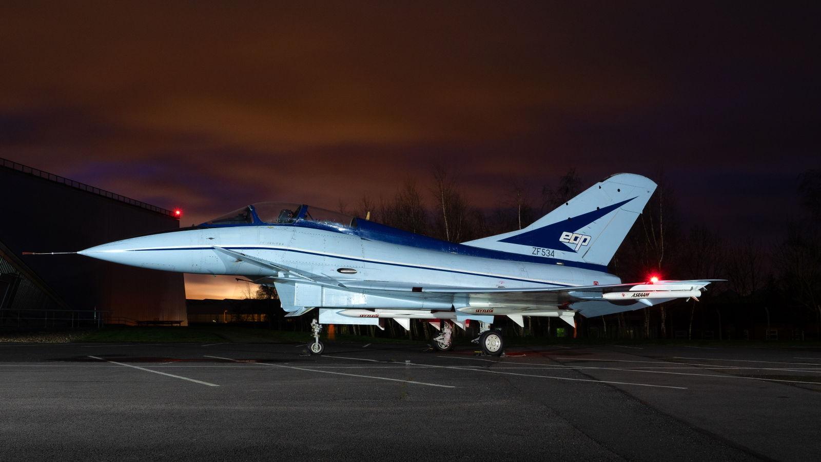 BAe Experimental Aircraft Programme