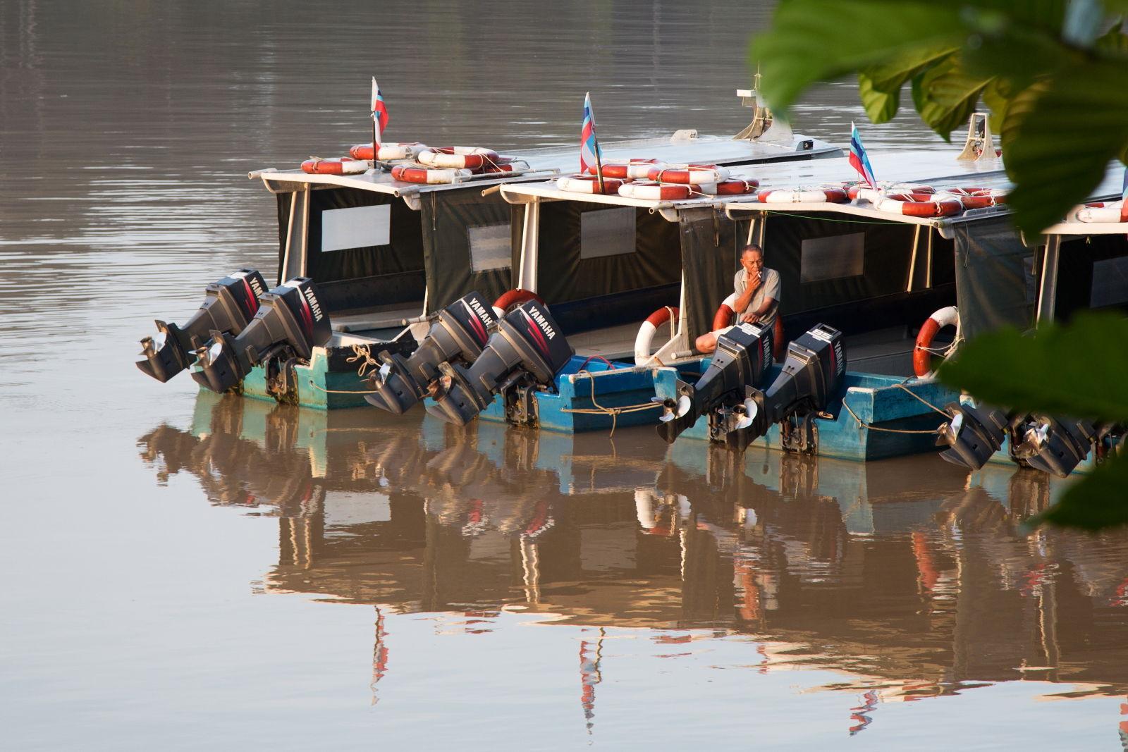 Borneo Boatman
