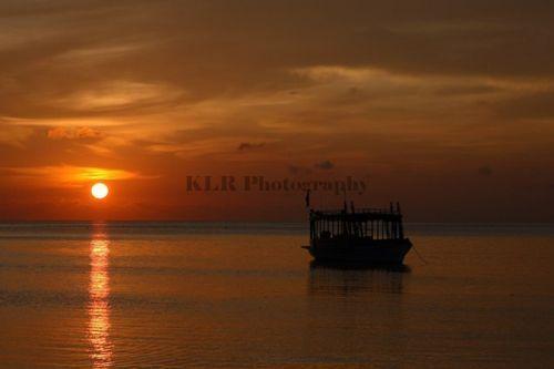Angaga Sunset