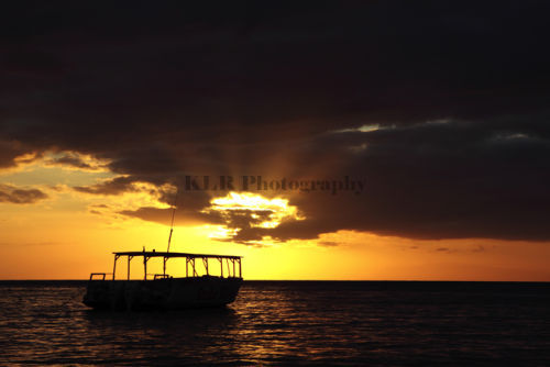 Anse Chastanet Sunset
