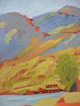 Grey Mountainside Vasiliki 2002