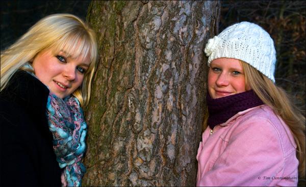Lorna & Emily