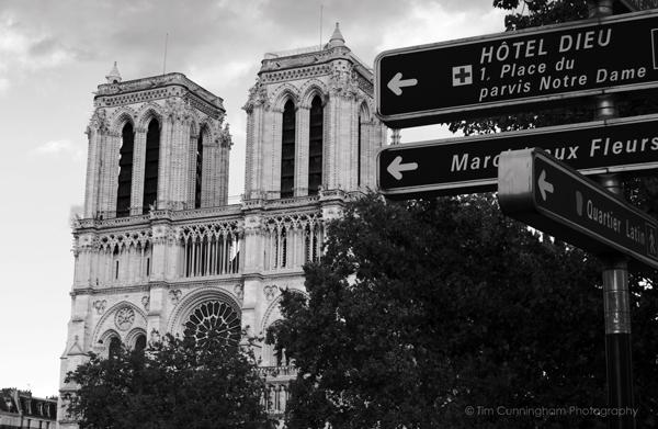 Notre Dame/ Latin Quarter
