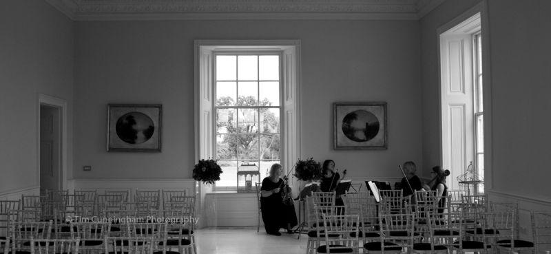 Ceremony at Stubton Hall
