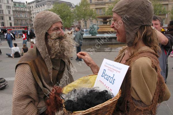 Beard sellers