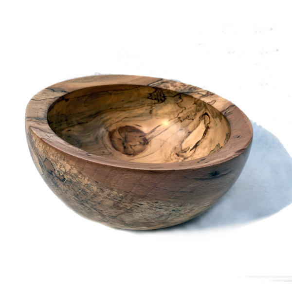 Spalted Beech Bowl - £75