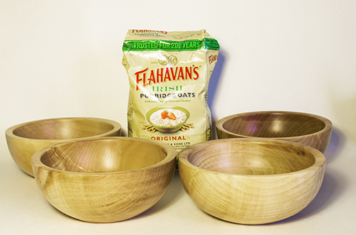 Maple Porridge Bowls