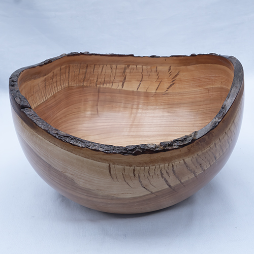 Natural Edge Cherry Bowl £75