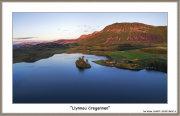 Llynnau Cregennen 100 meters Altitiude