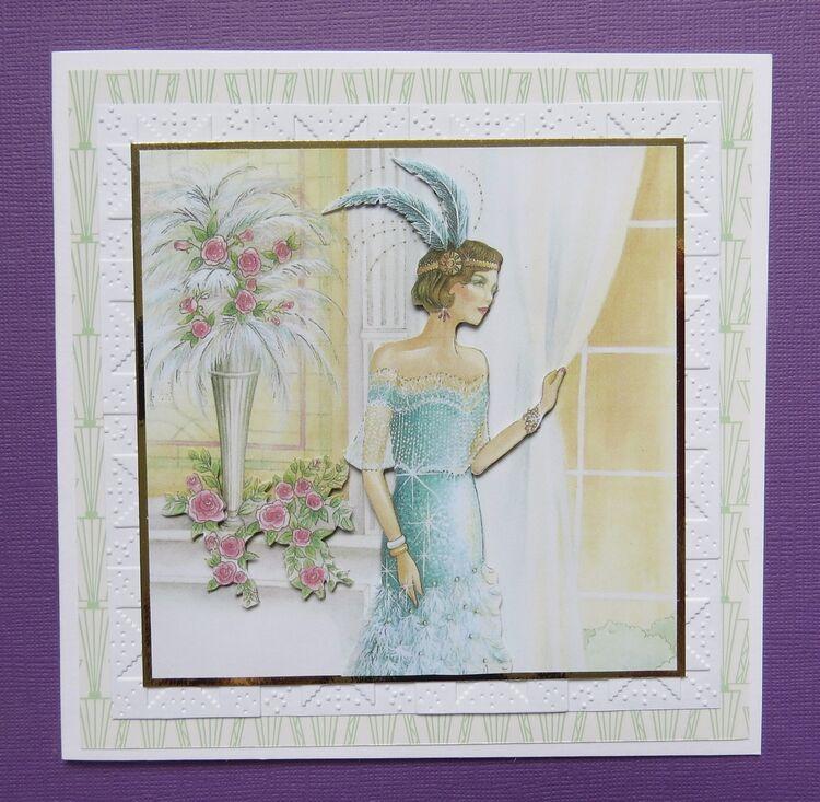 2002-Art Deco Lady 2