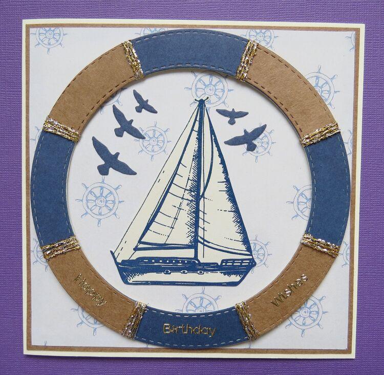 2004-Blue Yacht