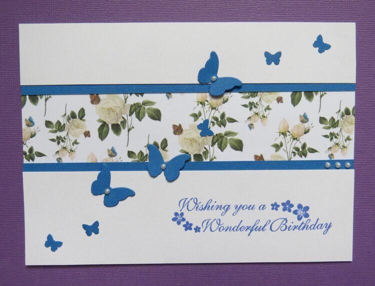 2006-Butterflies & Roses