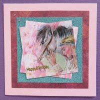 Girl & Horse 2