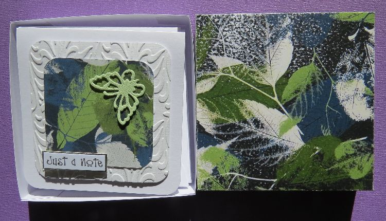 Butterfly Just a Note Box Set