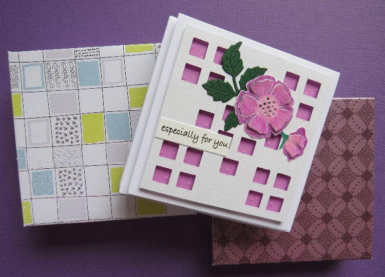 Flower Trellis Box