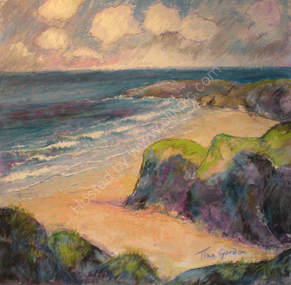 BEDRUTHAN STEPS, CORNWALL - SOLD