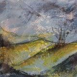 Dartmoor Sketch 29.5x24.5cms