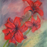 Lillies - SOLD