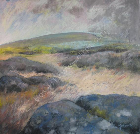 Storm Brewing, Dartmoor  SOLD