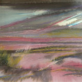 Sunset on the Levels 38x31cms