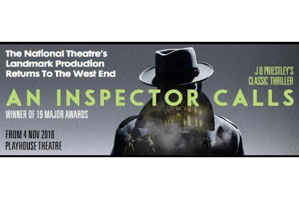 An Inspector Calls | Tony Briggs