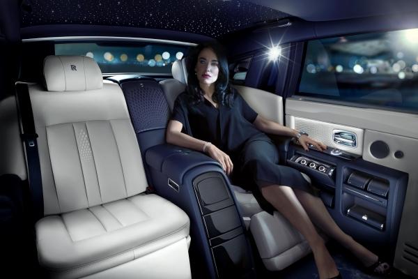 Rolls-Royce Wraith Black Badge | Beth Wightman