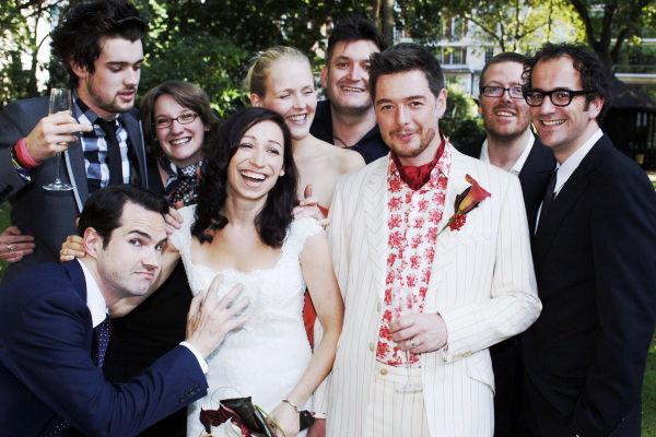 Jack Whitehall, Jimmy Carr, Sarah Millican, Hannah & Jeremy, Pippa Evans, Jason Woods, Frankie Boyle and Josh Howie