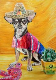 Tita in Mexico