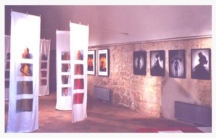 Exhibition entitled 'Icone'