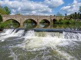 Bathampton Bridge & Wier