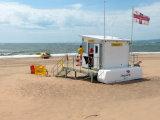 Exmouth's beach lifeguards