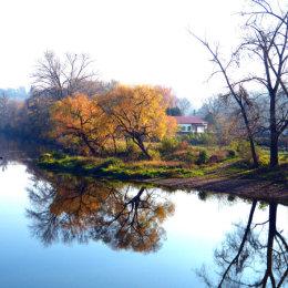 Berounka River, Karlstejn