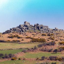 Bonehill Rocks, Dartmoor