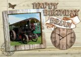 Birthday card with memorable photo