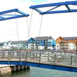 Bridge at Exmouth Marina