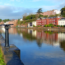 Exeter - River Exe