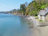 The Helford river from Durgan Village