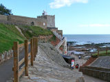 Jacobs ladder & Bell Tower, Sidmouth