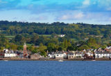Lympstone on the River Exe