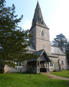 St Andrews, Monkton Wyld