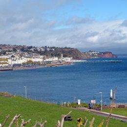 Teignmouth view