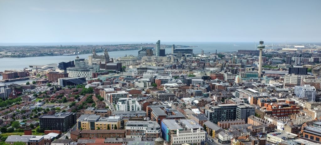 Liverpool to the Mersey