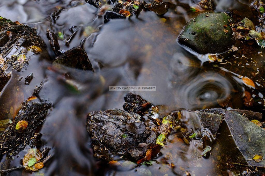 Swirls of Water