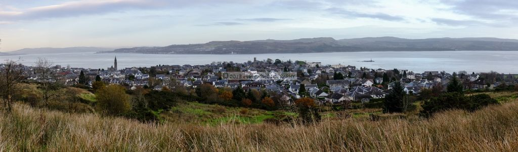 Dunoon and the Firth of Clyde
